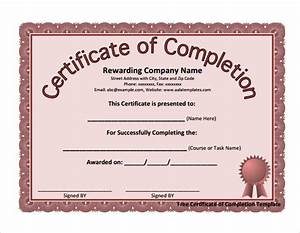 14 microsoft certificate templates download free With free downloadable certificate templates in word
