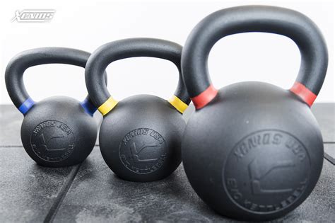 evolution xenios kettlebell