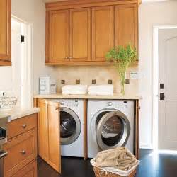 hide in the kitchen 27 ideas for a fully loaded laundry room this house - Laundry Room In Kitchen Ideas
