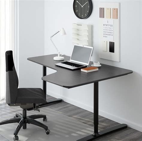 bekant standing desk by ikea ergonomic office furniture