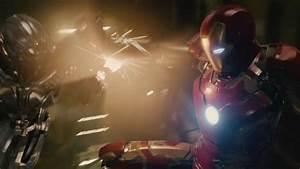Avengers: Age of Ultron - Iron Man vs Ultron Clip - Comic Vine