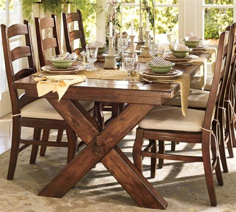 pottery barn tables why you should always listen to pottery barn a bench
