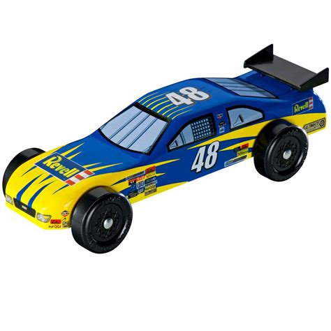 Pinewood Derby by Revell 174 Pinewood Derby 174 Stock Car Trophy Series Kit