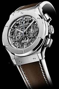 Montre Hublot Geneve : la cote des montres la montre hublot classic aerofusion chronograph special edition la ~ Nature-et-papiers.com Idées de Décoration