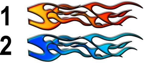 Boat Decals Flames by Car Decals Www Pixshark Images Galleries