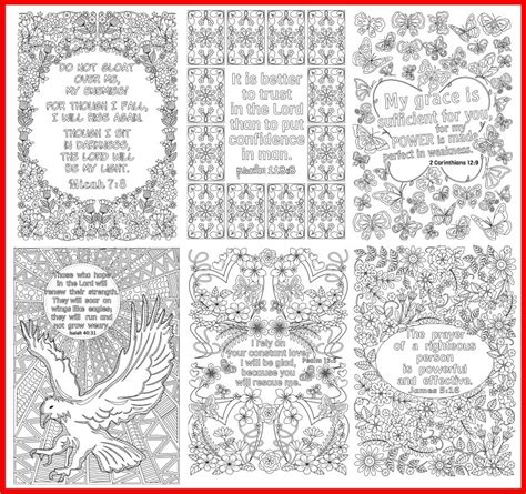 bible verse coloring pages   coloring journal