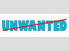 List of Synonyms and Antonyms of the Word Unwanted