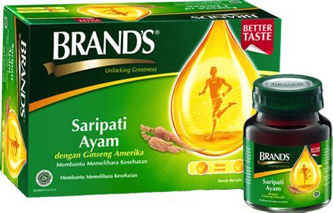 brands saripati ayam 70g brand 39 s saripati ayam dengan ginseng amerika