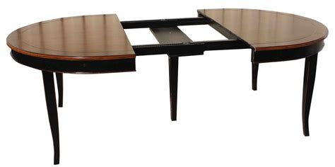 square dining table with leaf extension round dining table with leaf extension made of oak wood