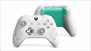 Xbox One Sport White Edition Controller Announced