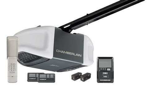 Liftmaster Chamberlain Whisper Drive 12 Hp Belt Drive