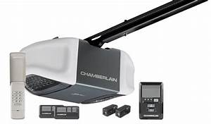 Liftmaster Chamberlain Whisper Drive 1  2 Hp Belt Drive