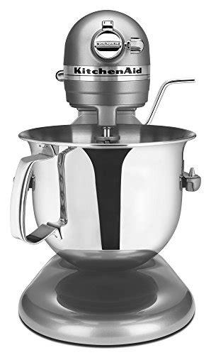 kitchenaid professional  hd ksmccu stand mixer