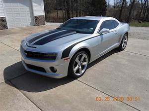 5th Generation 2010 Chevrolet Camaro Ss 6spd Manual  Sold