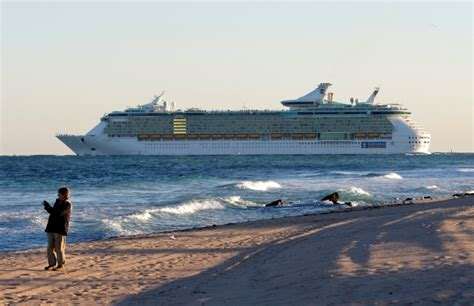 More Than 100 People Fall Ill On Royal Caribbean Cruise