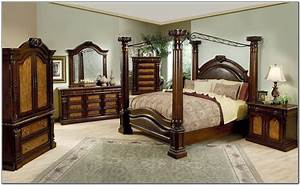 modern black polished wooden bed with crossed accent With how to buy king size canopy bed