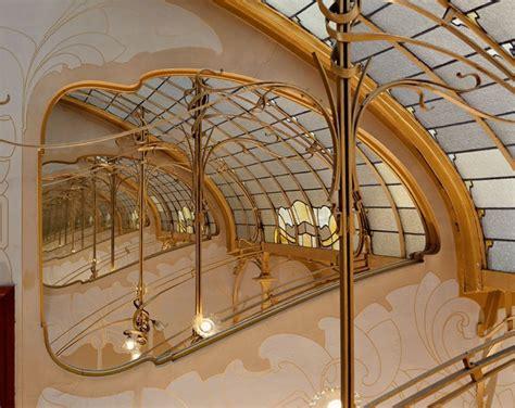 Glorious Photographs Of Art Nouveau Architecture Another