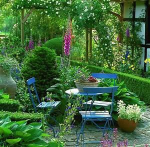 Cottage Garten Anlegen. einen stilechten cottage garten ...