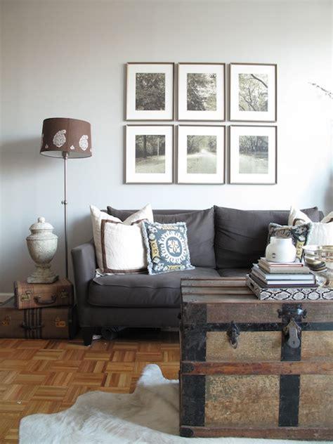 gray sofa living room decor charcoal gray vvlvet sofa contemporary living room