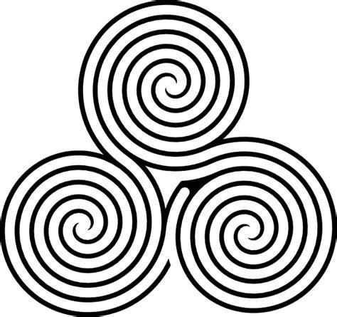 labyrinth design triple spiral labyrinth clip art at clker com vector clip art online royalty free public domain