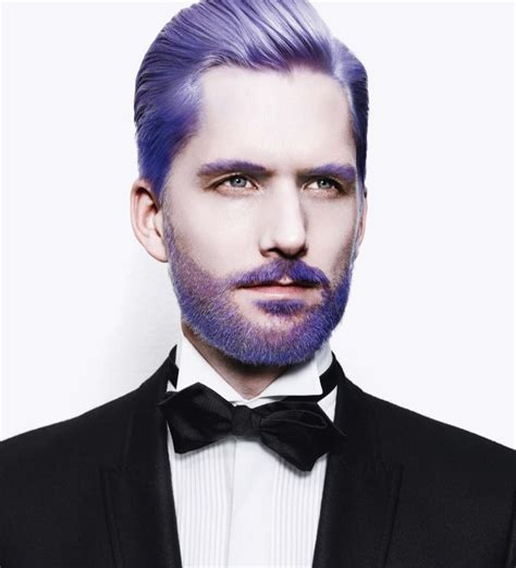 Is Dyed Hair The New Thing For Guys 5th Avenue Fashion