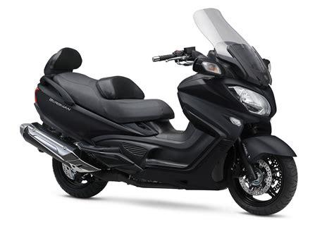 Suzuki 650 Scooter by 2017 Suzuki Burgman 650 Executive Review