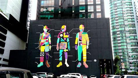 instagrammable street art  bgc point  shoot