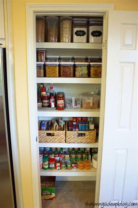kitchen organization ideas 15 organization ideas for small pantries