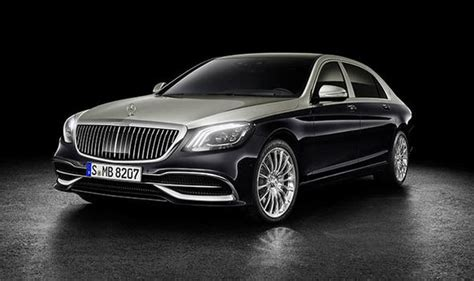 Mercedes Maybach S-class 2018 Revealed With More New