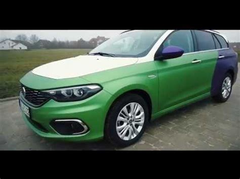 fiat tipo tuning fiat tipo design car foliert by folien tuning