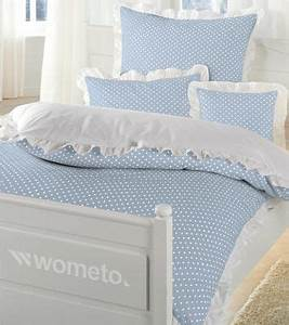 Bettwäsche Weiß Rüschen : bettw sche r schen baumwolle 135x200 landhaus vintage grau beige wei rosa punkt ebay ~ Orissabook.com Haus und Dekorationen