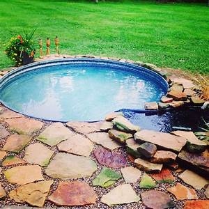 Galvanized Stock Tank Turned DIY Pool Home Design
