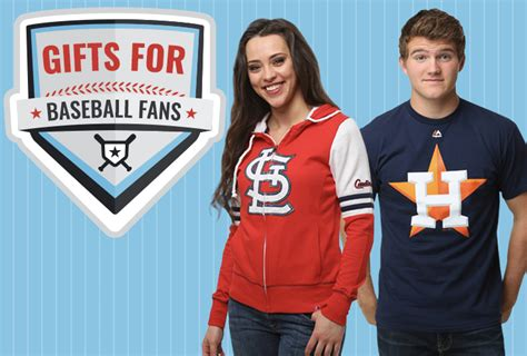 gifts for baseball fans mlb apparel and gear for baseball fans fun blog