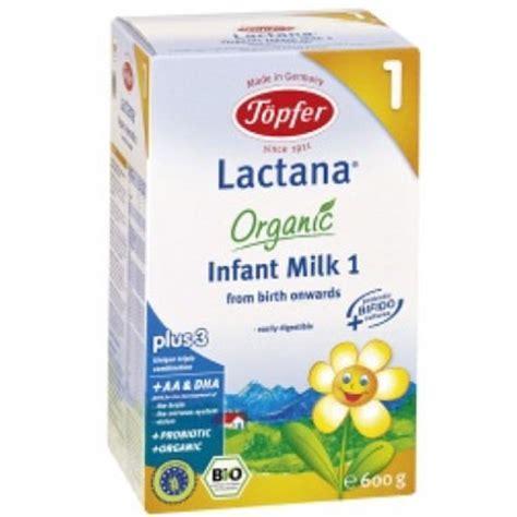 Topfer Lapte praf Lactana Bio 1 600g Topfer