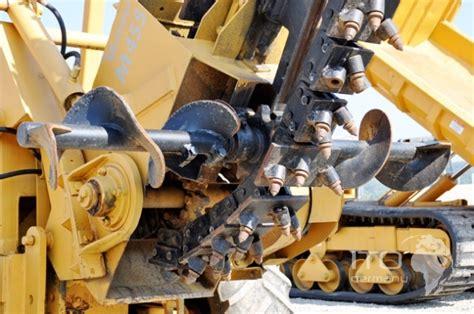gebraucht roller händler vermeer m455 used felsfraese