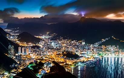 Rio Janeiro Redeemer Christ America Brazil South