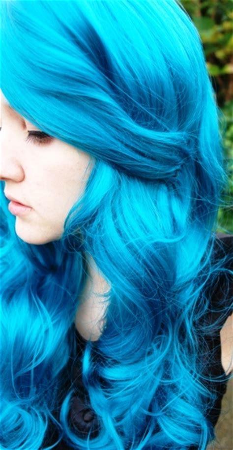 Turquoise Hair 15 Hair Colors Ideas