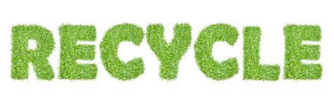 Recycle Word Stock Photo  Image 17124480