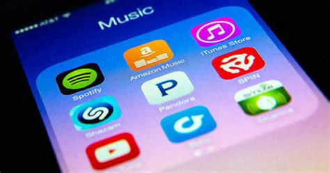 Audio Streams On Spotify And Apple Music Dominate Youtube