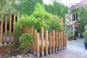 Barriere Jardin. emejing installer barriere de jardin pictures ...
