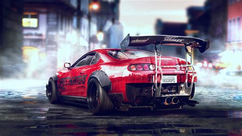toyota supra sports car wallpapers hd wallpapers id