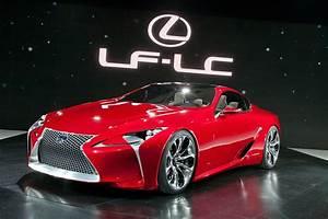 Lc Autos : lexus lf lc concept unveiled in detroit autoevolution ~ Gottalentnigeria.com Avis de Voitures