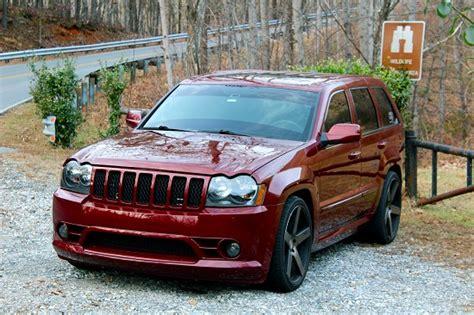 jeep srt8 2007 jeep srt8 6 1l v8 hemi 4wd loaded 27 000 100691360