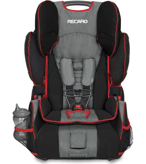 recaro performance sport combination harness  booster car seat vibe