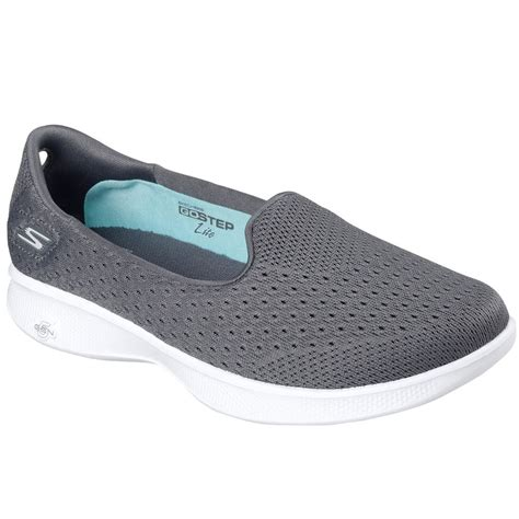 Buy Skechers Walking Shoes For Ladies Off Discounted