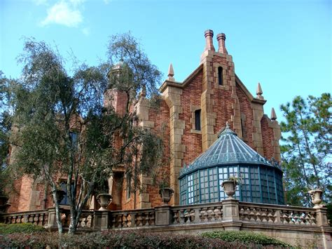 Disney Haunted Mansion Facts  Things You Didn't Know