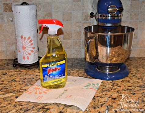 casa moncada cleaning made easy with windex