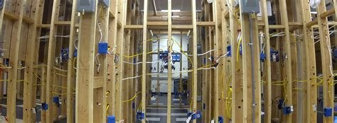 electrical wiring electrical technology residential wiring lab scit southern california
