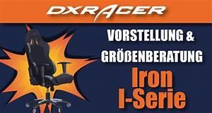 Orthopädischer Bürostuhl Test : dxracer iron series test gr enberatung ~ Orissabook.com Haus und Dekorationen