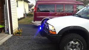 2002 Chevy S10 Zr2 Emergency Warning Lights